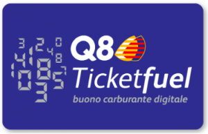 q8 ticket fuel